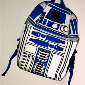Star Wars R2D2 Backpack w/Lights and Sound